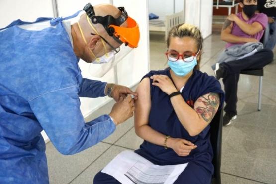 El Calafate| Coronavirus: Operativo de vacunación