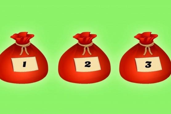 El test de la felicidad: una de estas bolsas te mostrará cómo será tu 2021