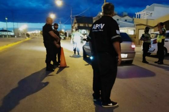Playa Unión  20 conductores fueron retirados de la vía pública por intoxicación