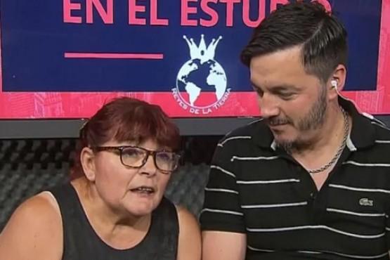 Habló La Petisa, la mujer que se volvió viral por los dichos de su hijo