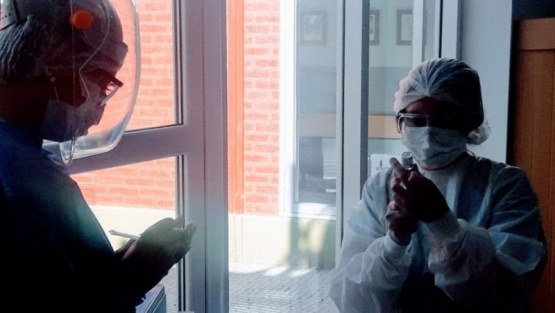Las Heras| Empiezan a aplicar la vacuna Sputnik V