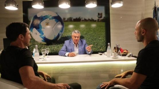 La Selección Argentina.