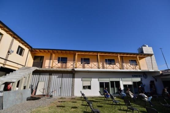 Trelew| Inauguraron albergue del Club de Pesca Náutica y Caza Submarina