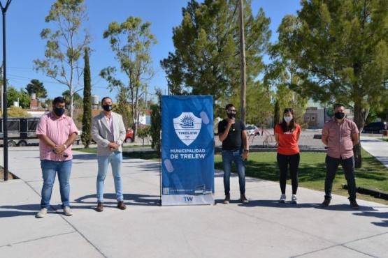 Maderna presentó un nuevo programa deportivo y social