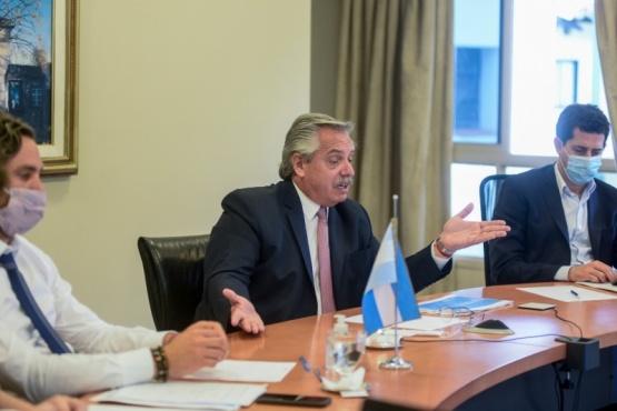 El Presidente se comprometió a solucionar la falta de agua en Caleta y SPSE no cobrará el servicio