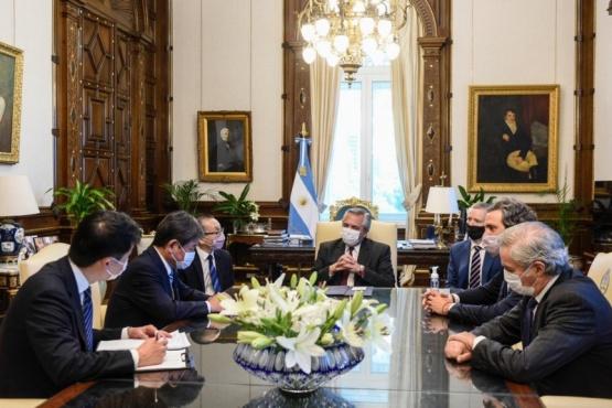 Argentina-Japón: acuerdo para estrechar vínculos