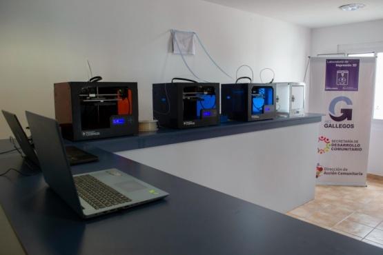 Río Gallegos| Más de 50 municipales se capacitan en impresión 3D
