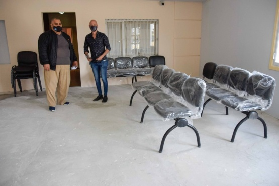 Río Gallegos| El municipio donó una heladera y 15 sillas a AsPeDi