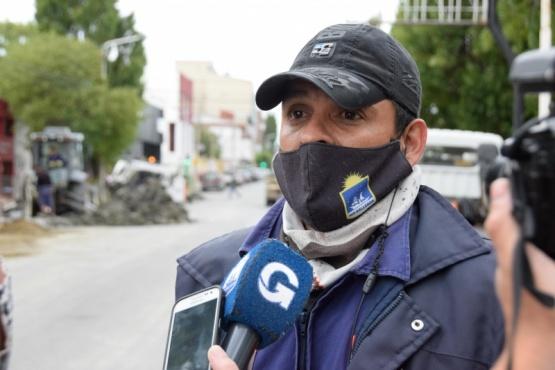 Río Gallegos| Continúa el operativo en el Barrio Evita y se realizaron podas de urgencia