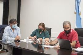 Caleta Olivia| Municipio y SPSE informaron a vecinos por obras hídricas