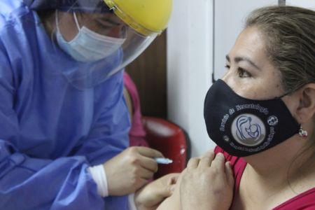 Río Gallegos| Destacaron la vacunación en el Hospital Regional