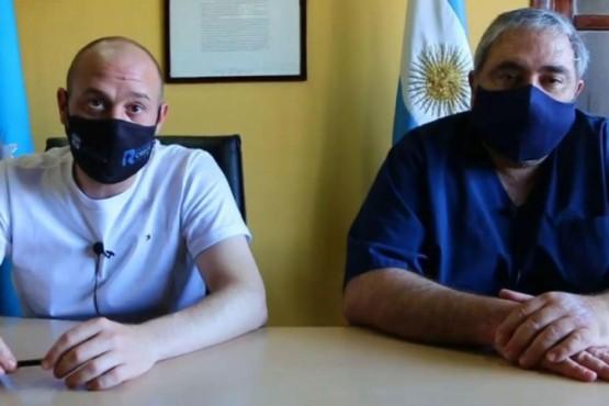 Río Turbio| Coronavirus: Falleció paciente de 88 años