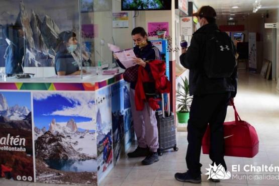 Más de mil permisos para visitar El Chaltén en los primeros días de reapertura