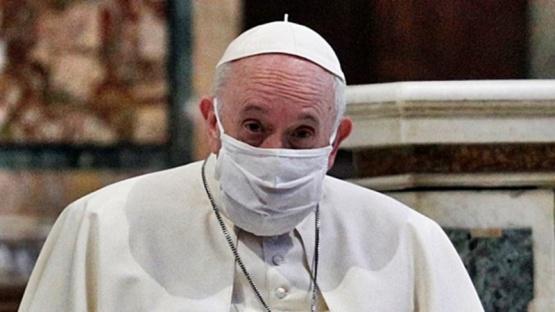 El papa Francisco se pondrá la vacuna