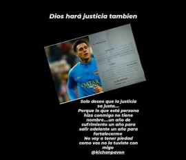 Denunciaron al futbolista Cristian Pavón por abuso sexual