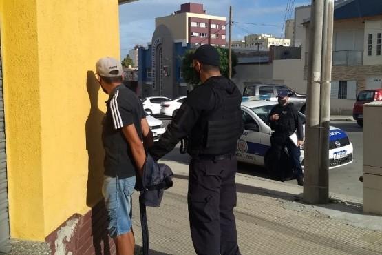 Comodoro Rivadavia| Detenido tras robo
