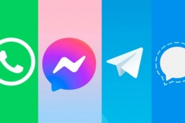 Qué datos recopilan WhatsApp, Facebook Messenger, Telegram y Signal