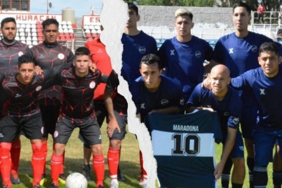 Huracán y Jorge Newbery empataron 1-1