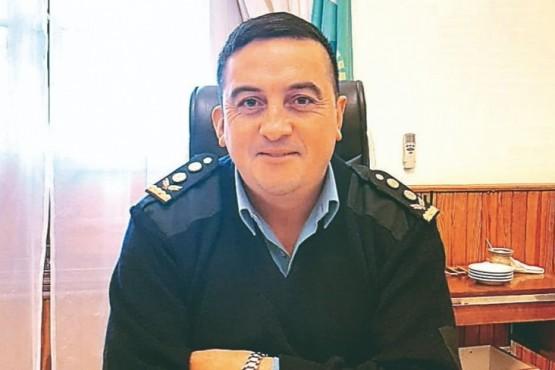 Trelew| El Comisario Germán Lagos asume como titular de la Unidad Regional