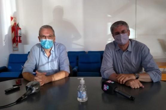 Esquel| Puratich y autoridades municipales coordinaron acciones contra el Covid-19