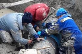 Río Gallegos| Se restablece paulatinamente el servicio de agua