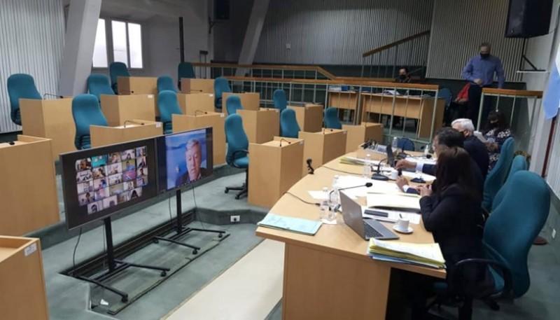 Será la primera sesión extraordinaria de la Cámara de Diputados de Santa Cruz en este 2021.