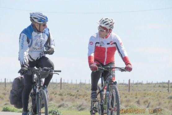 Mario Fanjul y el ciclismo