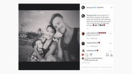 Naya Rivera: La emotiva foto que compartió Ryan Dorsey