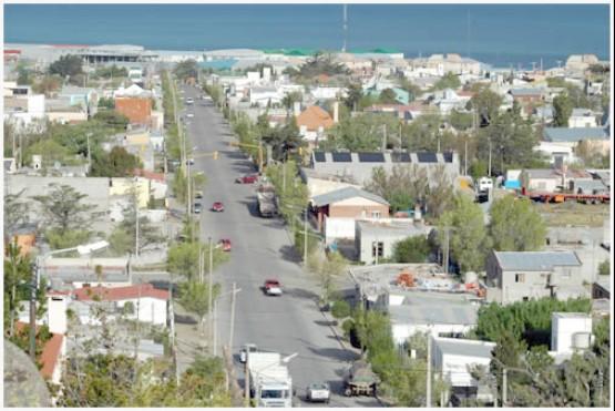 El hecho ocurrió en la localidad de Puerto Deseado.