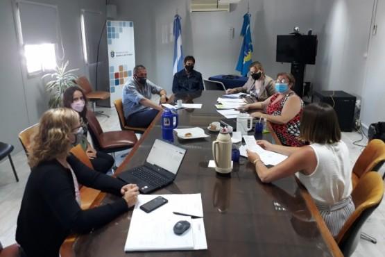 Salud apuesta a fortalecer la red de trabajo entre los Hospitales del Área Programática Sur de Chubut