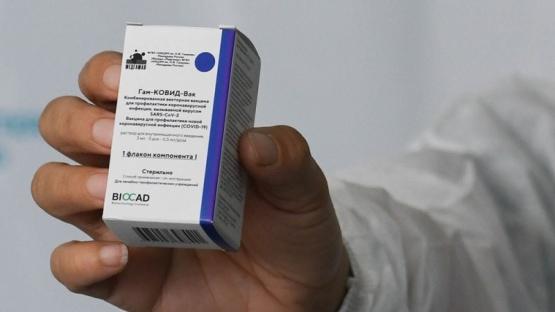 Rusia anunció que produce 3,5 millones de dosis de la vacuna Sputnik V al mes