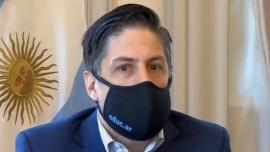 """Trotta habló de la """"presencialidad cuidada"""" y tildó de """"cínico"""" a Macri"""