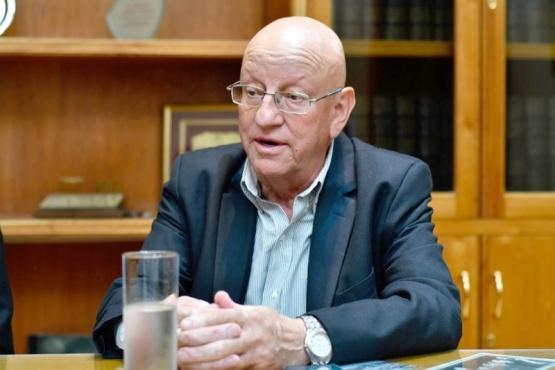 Trelew decretó tres días de duelo por la muerte de Evaristo Melo