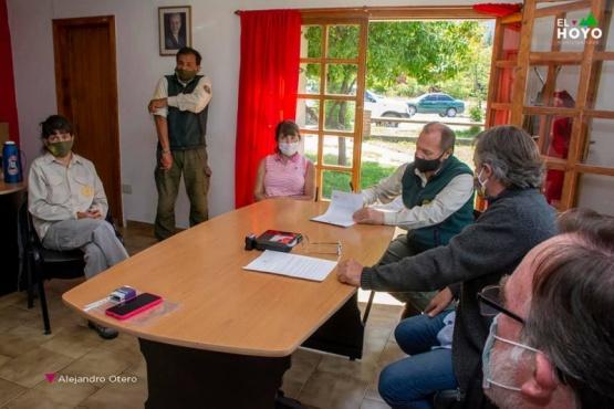 Chubut| Finalizarán la huella andina que une a El Hoyo y Lago Puelo
