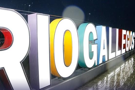 Luego de las letras de bienvenida a Río Gallegos se vienen nuevos proyectos