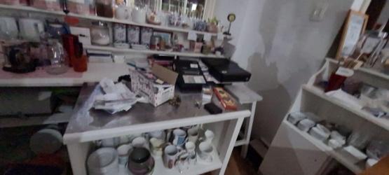 Río Gallegos: robaron una conocida casa de te