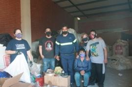 El silencioso trabajo de los voluntarios de Fundación Garrahan