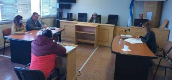 Esquel: Se resolvió sanción penal por caso de violencia de género