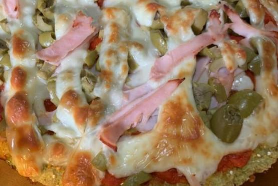Cómo hacer pizza de zucchini