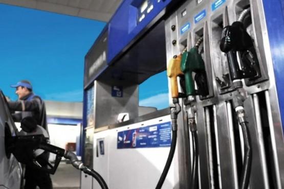 Aumentaron los combustibles en un 3,5%