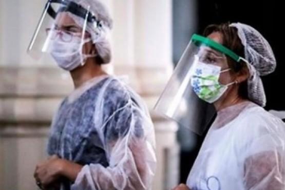 Detectaron en Argentina el primer caso de coronavirus con la variante del Reino Unido