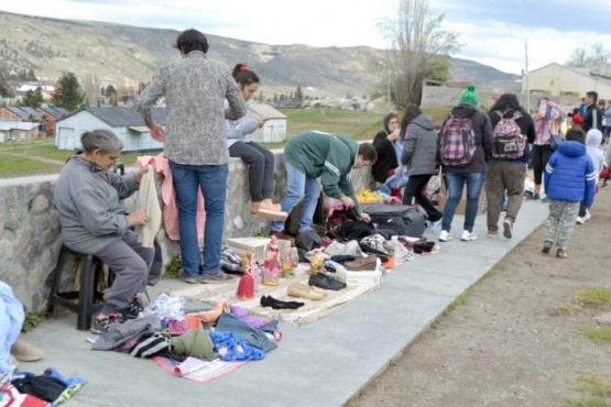 Esquel| Hoy vuelve la feria de vecinos a la calle Don Bosco