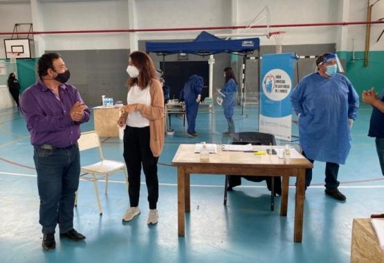 Chaltén| Realizan operativos de detección comunitaria