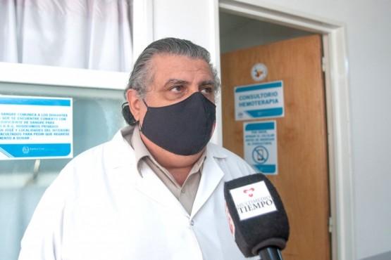 Río Gallegos| Sangre y plasma, componentes clave