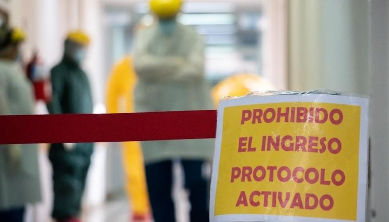 Santa Cruz registra al momento un total de 471 fallecimientos de pacientes COVID-19 positivo desde que comenzó la pandemia.
