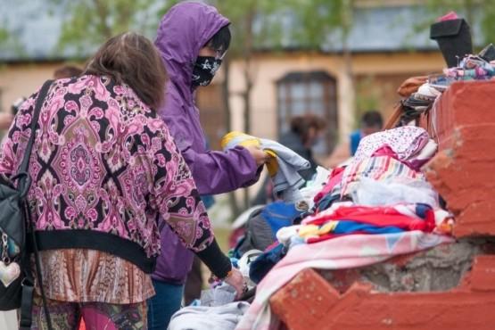 """Feria en la Plaza Belgrano: """"Es un espacio público y no se puede cobrar el espacio"""""""
