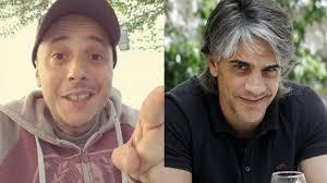 El Dipy y Pablo Echarri.