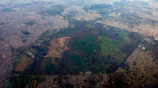 El EAAF inició una búsqueda aérea en Campo de Mayo para encontrar tumbas con desaparecidos
