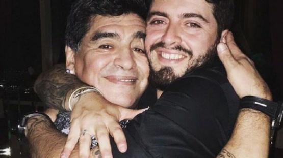 Diego y Diego Junior.
