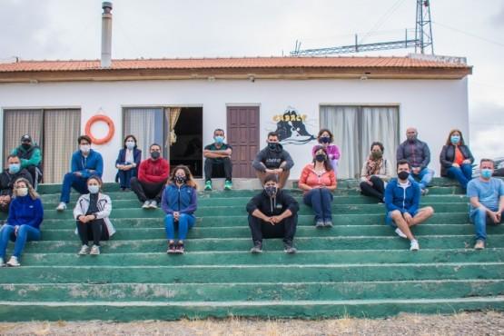 Caleta Olivia| Fundación CADACE brinda capacitación para guardavidas